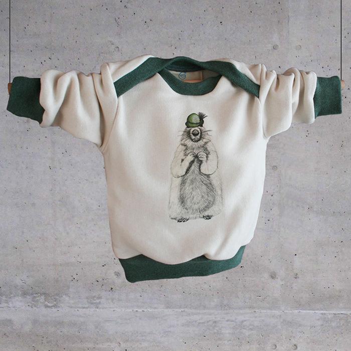 Gluecksmeise_Babysweater_Murmeltier_1