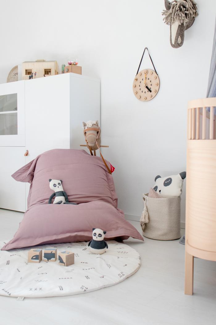 QSack Indy – Der perfekte Kinder Sitzsack – sanvie|mini